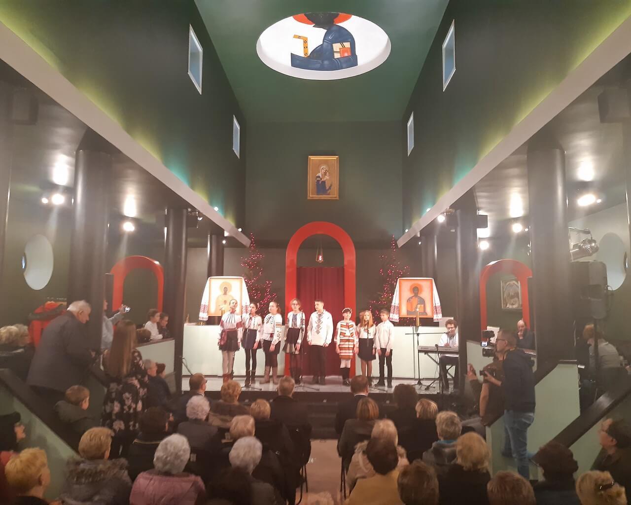 Jubileuszowe XXV Białoborskie Kolędowanie