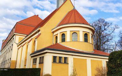 Зміна місця богослужінь в Ґлівіцах