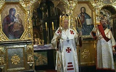 Chirotonia Biskupa Teodora Majkowicza – pierwszego biskupa Eparchii Wrocławsko-Gdańskiej