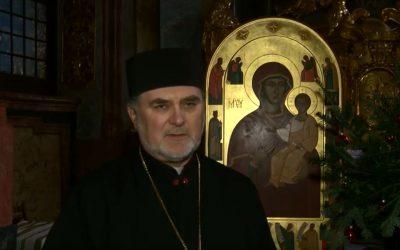 Різдвяні побажання владики Володимира