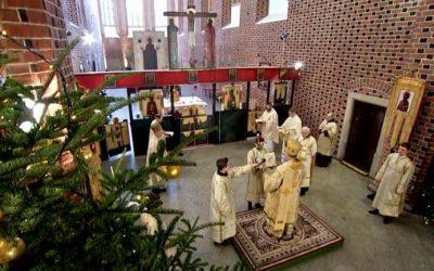 РІЗДВО ХРИСТОВЕ 2020 Вроцлавський Собор УГКЦ