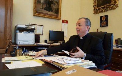 Папа призначив владику Циріла Васіля Адміністратором Кошицької єпархії у Словаччині