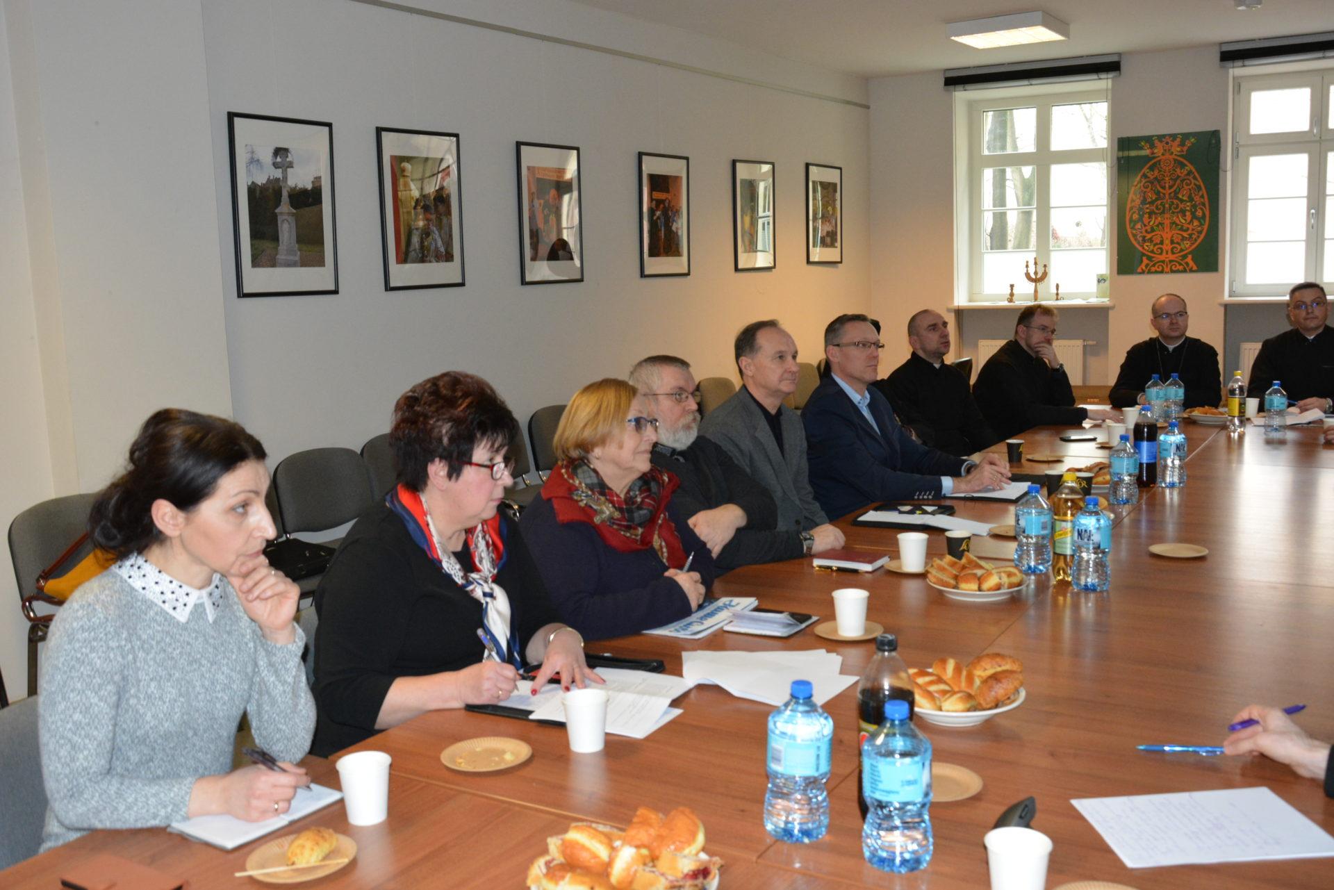Засідання Душпастирської та Економiчної Рад Вроцлавсько-Ґданської Єпархії