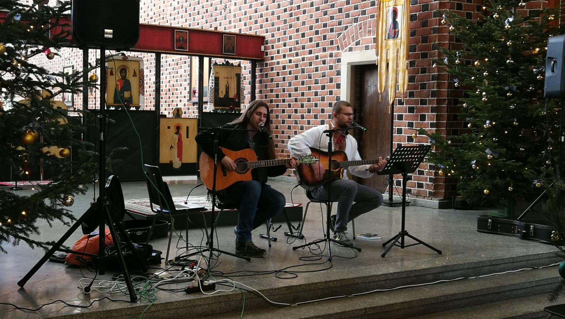 Концерт гурту Широкий Лан у Вроцлавському соборі