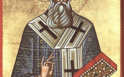 7 ЛЮТОГО / 25 СІЧНЯ – † СВЯТОГО ОТЦЯ НАШОГО ГРИГОРІЯ БОГОСЛОВА, АРХИЄПИСКОПА КОНСТАНТИНОГРАДА