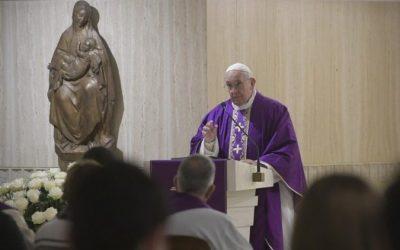 Franciszek: zło przejawia się w gender, uderza w kreatywność Boga
