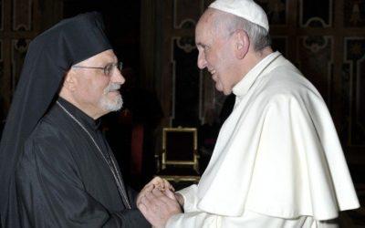 Папа призначив Секретаря Конгрегації Східних Церков