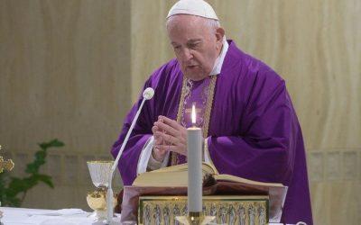 Спільні молитви в наміренні припинення епідемії – прохання Папи Франциска