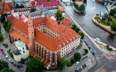 Інтернетові реколекції та молитовне чування з вроцлавського собору