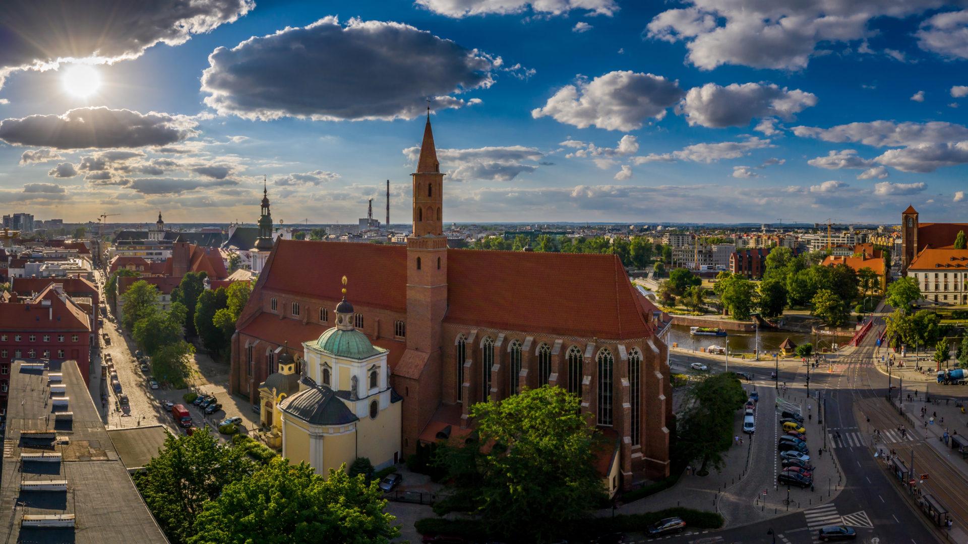 Молитва в наміренні призупинення епідемії коронавіруса у Вроцлавському Соборі