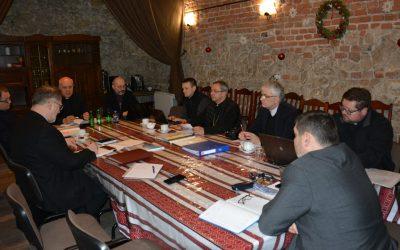 У Кракові проходила чергова міжєпархіальна зустріч владик та духовенства