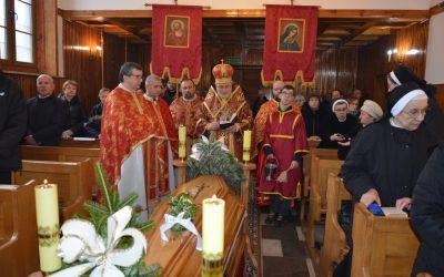 В Горлицях проходили похоронні торжества бл. п. с. Тадеї Кофля ЧСВВ