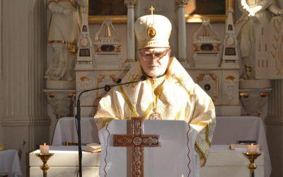 Звернення вл. Володимира до священиків на Великий Четвер