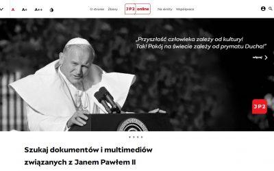 W 100. urodziny Karola Wojtyły ruszy największe wirtualne centrum wiedzy o Janie Pawle II