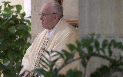 Папа: Нехай Бог захистить нас від духовної світськості, що нищить Церкву