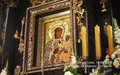 Apel Jasnogórski z rozważaniami ks. Biskupa Włodzimierza Juszczaka (piątek, 3 lipca, godz. 21.00)