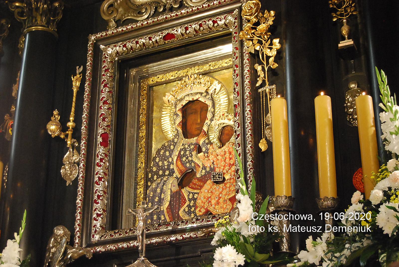 Греко-католицька духовна проща на Ясну Гору