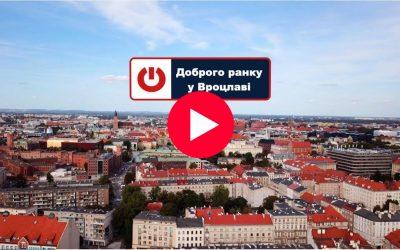 """""""Dzień dobry we Wrocławiu"""" – program w języku ukraińskim w Telewizji Echo24"""
