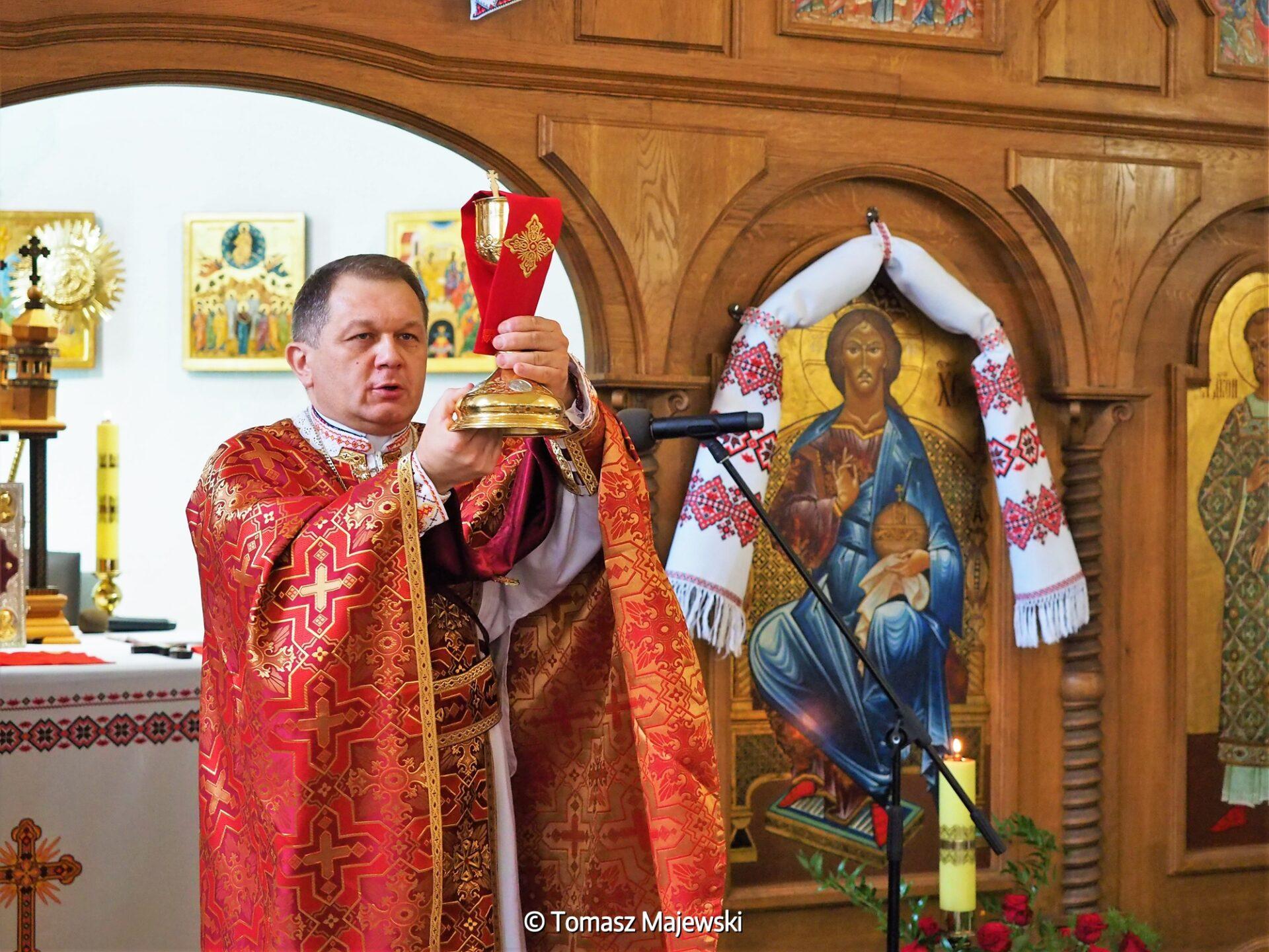 Nowa eparchia i nowy biskup Kościoła greckokatolickiego w Polsce