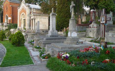Zakaz wstępu na teren cmentarzy w dniach 31 X 2020 r. – 2 XI 2020 r.