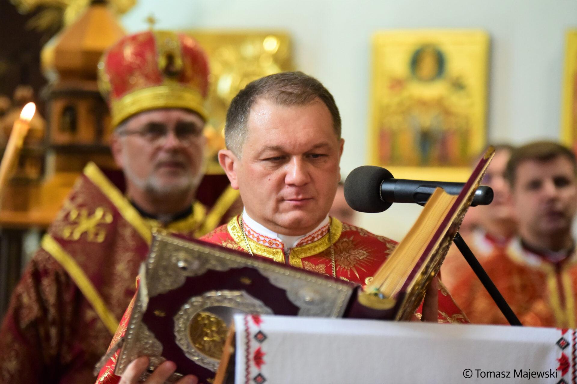 Kim jest biskup nominat diecezji olsztyńsko-gdańskiej?