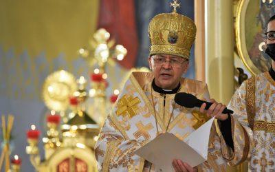 Przemyśl: 60. urodziny abp. Popowicza, zwierzchnika Kościoła greckokatolickiego