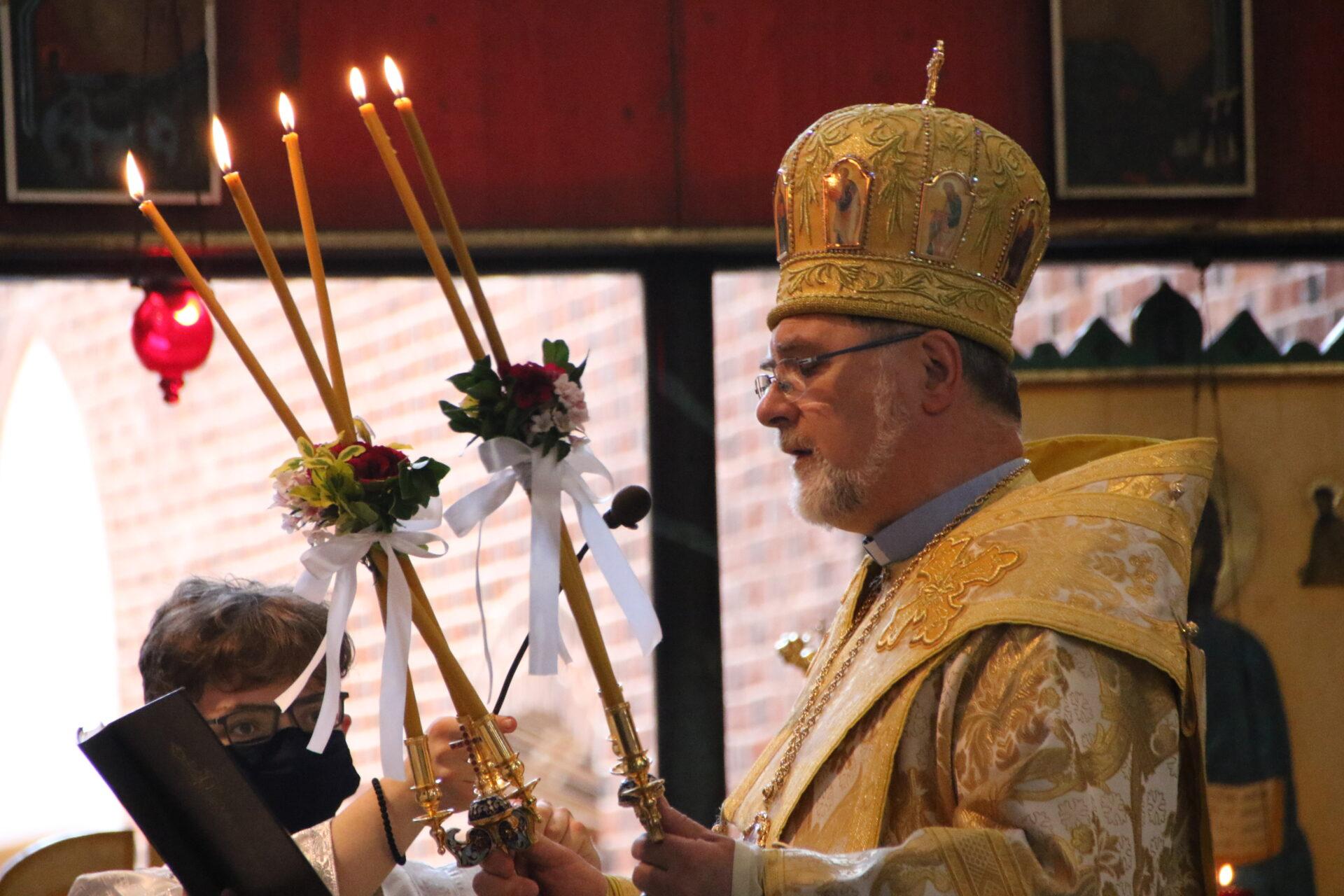 Uroczystości 25-lecia utworzenia eparchii w greckokatolickiej katedrze we Wrocławiu