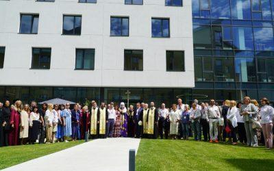 В УКУ відбулось офіційне відкриття і освячення нового Колегіуму
