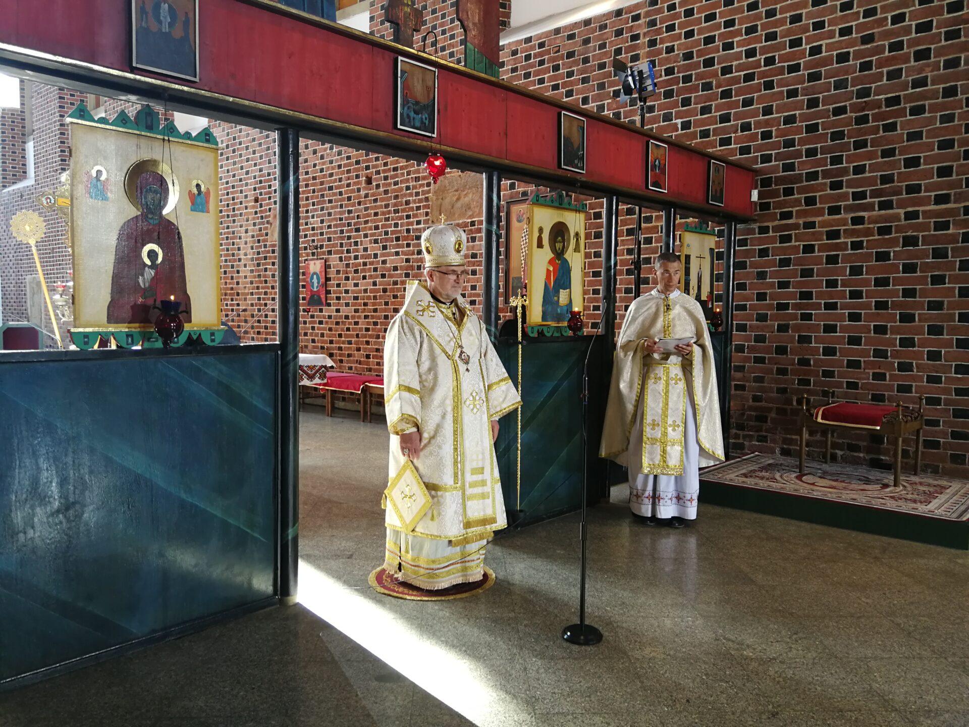 Вітаємо Владику Кир Володимира в 22-гу річницю єпископської хіротонії!