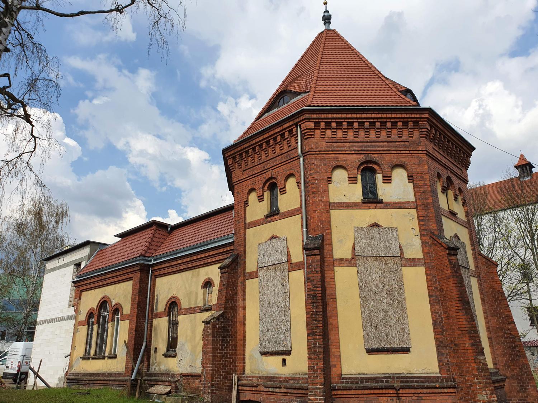 Фінансова збірка на потреби ремонту храму в Ґожові в Неділю Зіслання Святого Духа (20.06.2021)