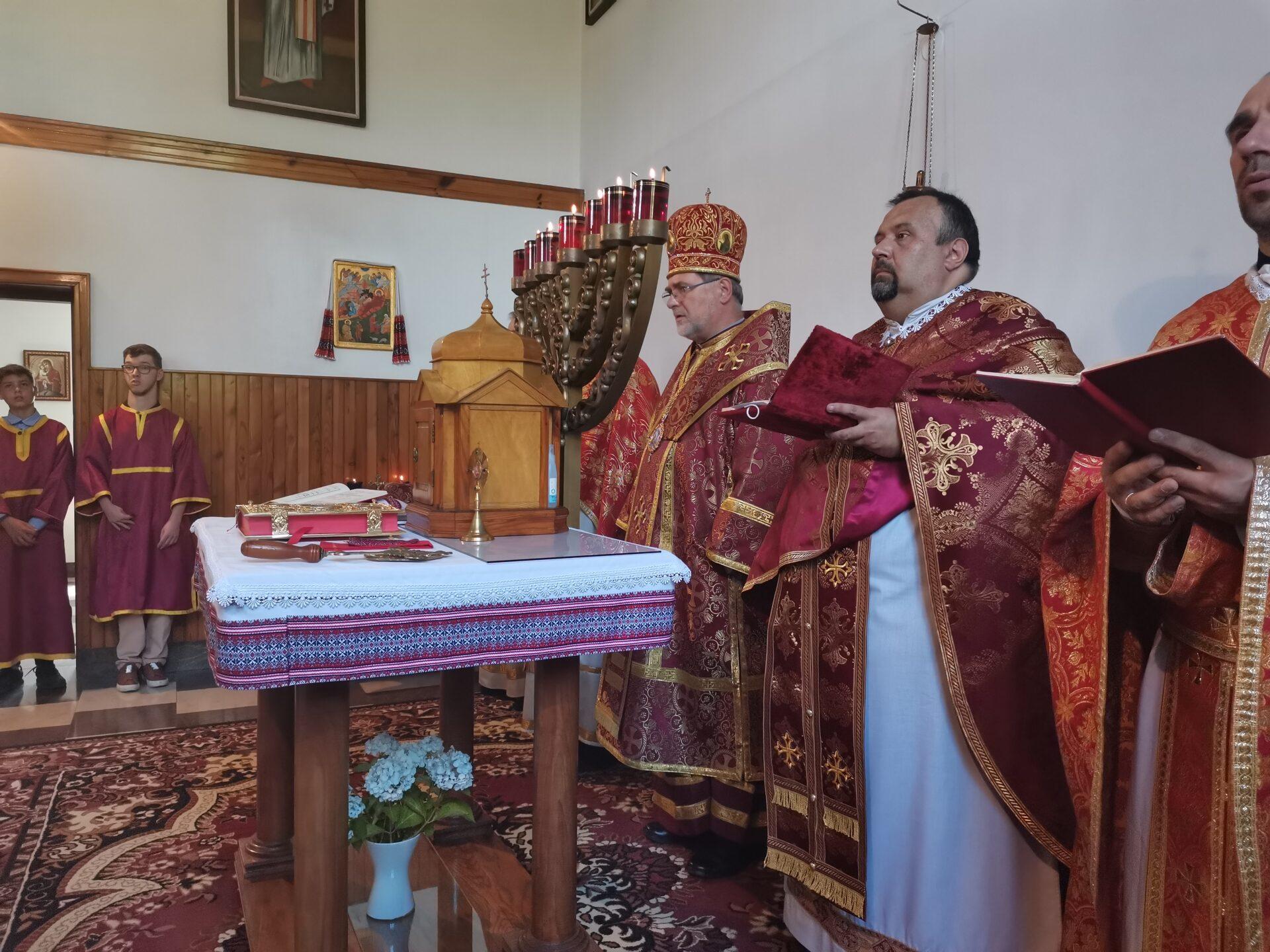 В Горлицях проходили похоронні торжества бл. п. с. Вероніки Катерини Липкевич ЧСВВ