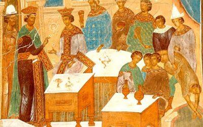 26 ВЕРЕСНЯ – ХIV НЕДІЛЯ ПО ЗІСЛАННІ СВЯТОГО ДУХА, ПЕРЕД ВОЗДВИЖЕННЯМ.