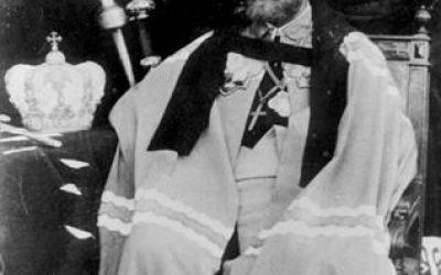 17 ВЕРЕСНЯ 1899 ВІДБУЛАСЬ ЄПИСКОПСЬКА ХІРОТОНІЯ, АНДРЕЯ ШЕПТИЦЬКОГО, ЧСВВ У ЛЬВІВСЬКІЙ КАТЕДРІ СВ. ЮРА НА СТАНІСЛАВІВСЬКОГО ЄПИСКОПА.