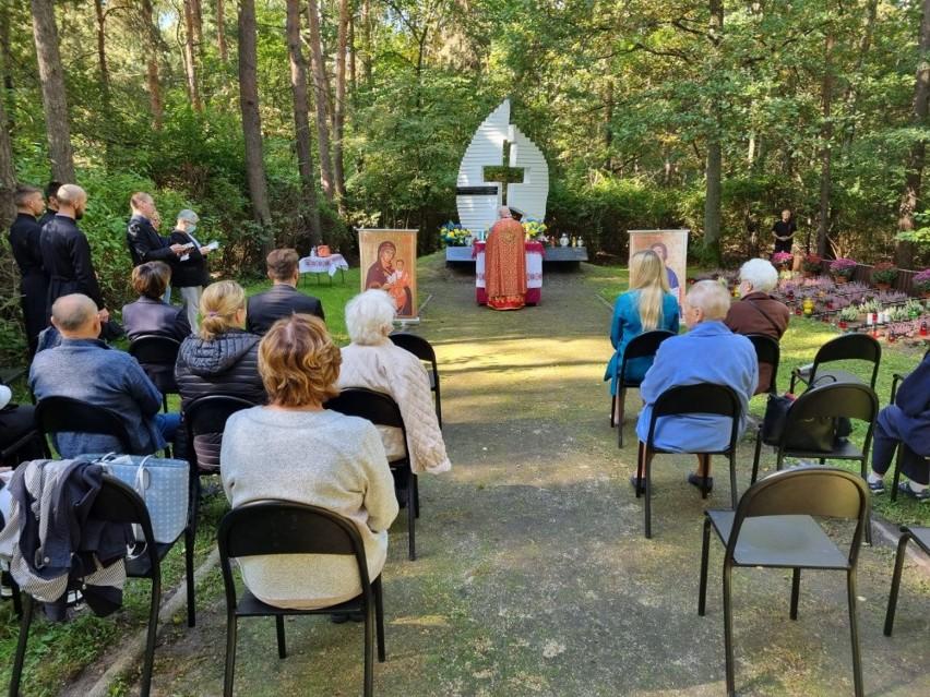 В суботу 11 вересня 2021 р. вшановано пам'ять жертв концтабору Явожно