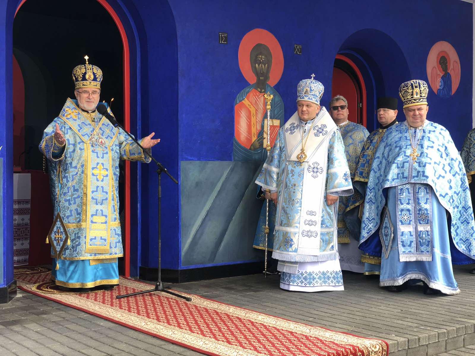 Odbyły się uroczystości odpustowe ku czci Narodzenia Przenajświętszej Bogurodzicy w Białym Borze