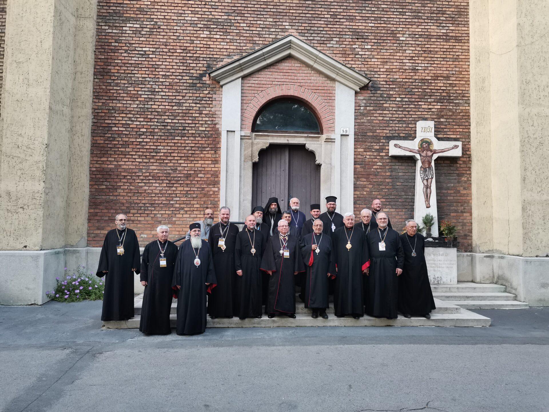Розпочалася Зустріч східних католицьких ієрархів Європи