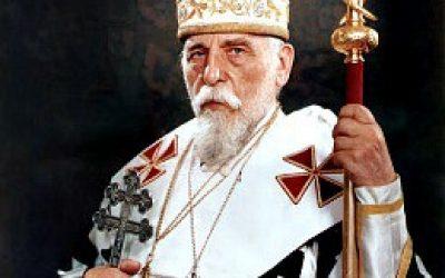 7 ВЕРЕСНЯ ДЕНЬ ПОМИНАННЯ ПАТРІЯРХА І КАРДИНАЛА ЙОСИФА СЛІПОГО