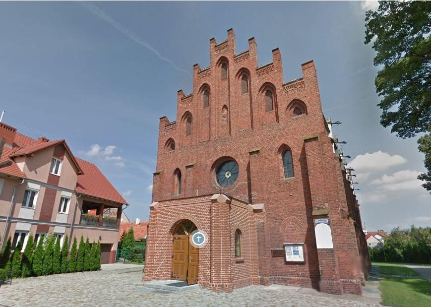 Комунікат: БОЖЕСТВЕННА ЛІТУРГІЯ УКРАЇНСЬКОЮ МОВОЮ В ТШЕБНИЦІ (Trzebnica)