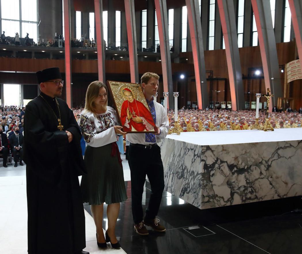 Беатифікація Кардинала Вишинського та Матері Чацької у Варшаві