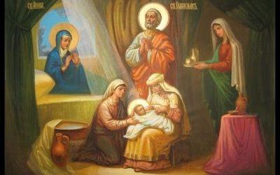 21 ВЕРЕСНЯ / 8 ВЕРЕСНЯ – † РІЗДВО ПРЕСВЯТОЇ БОГОРОДИЦІ.