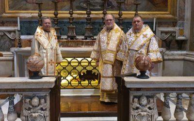 Biskupi greckokatoliccy w wizycie ad limina